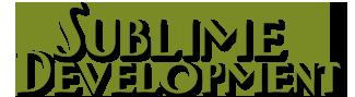 Sublime Development Logo